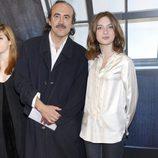 Pedro Reyes y María Valverde