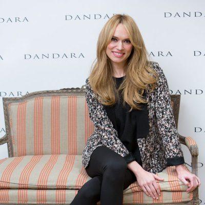 Patricia Conde, embajadora de la colección primavera/verano 2015 de Dandara
