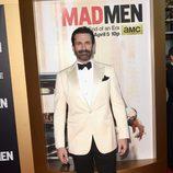 Jon Hamm en la presentación del último capítulo de 'Mad Men'