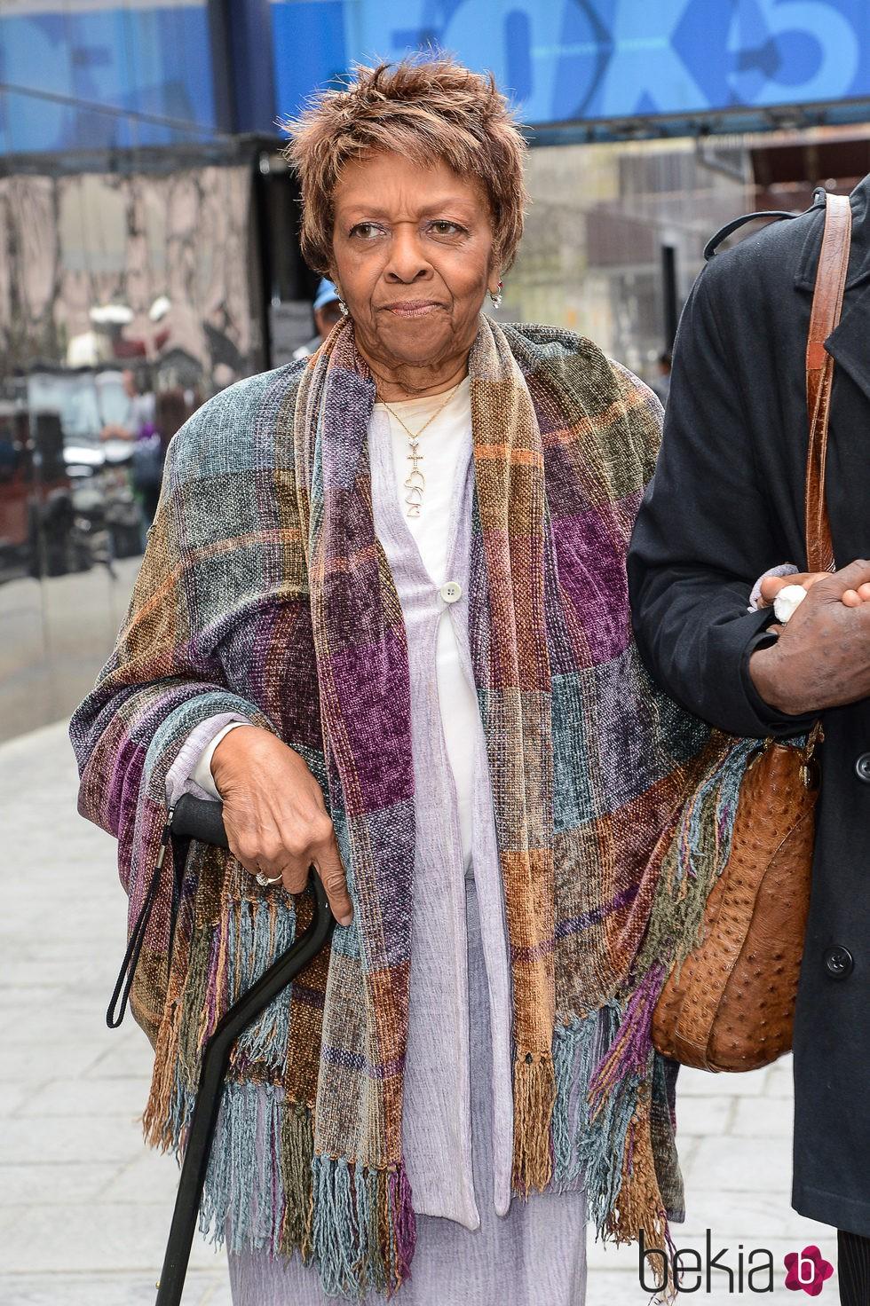 Cissy Houston abandona el programa 'Good Day New York' en 2013