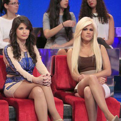 Ares Teixidó e Ylenia en la semifinal de 'Gran Hermano VIP'