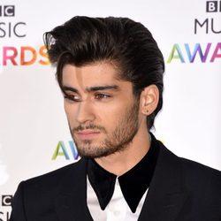 Zayn Malik en los premios BBC Music Awards 2014