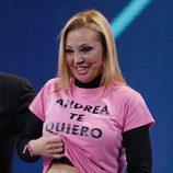 Belén Esteban muestra su pérdida de peso en la gala final de 'Gran Hermano VIP'