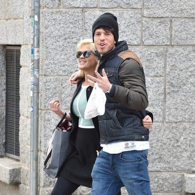 Primeras imágenes de Ylenia y Fede como pareja tras 'Gran Hermano VIP'