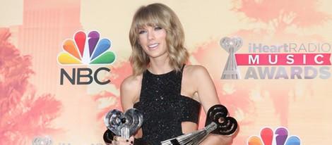 Taylor Swift en los premios iHeartRadio 2015