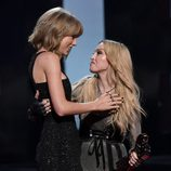 Madonna y Taylor Swift en los premios iHeartRadio 2015