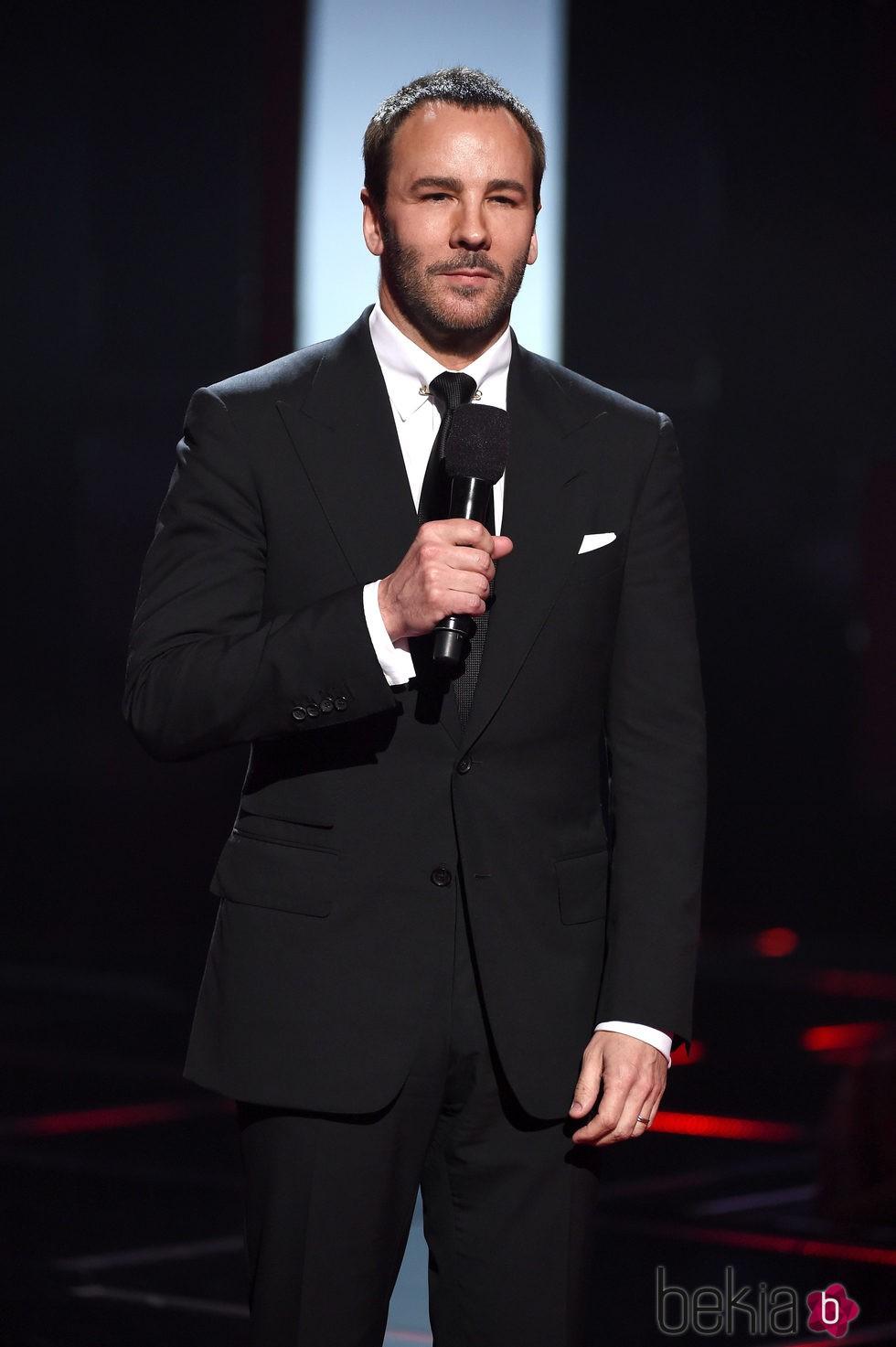 Tom Ford en los premios iHeartRadio 2015
