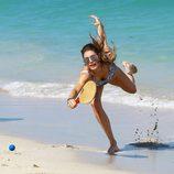 Doutzen Kroes, la reina de las palas durante sus vacaciones primaverales en Miami