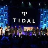 Rihanna, Nicki Minaj, Madonna, Kanye West, Jay-Z, Beyoncé y Alicia Keys presentan Tidal