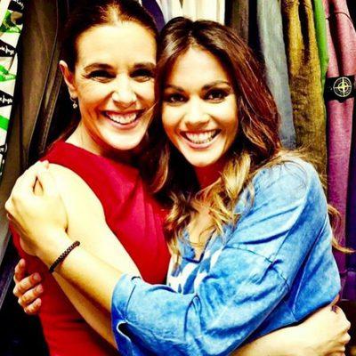Lara Álvarez y Raquel Sánchez Silva, las presentadoras de 'Supervivientes 2015'