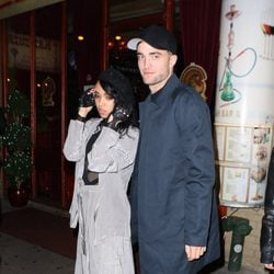 Robert Pattinson y FKA Twigs en Nueva York