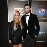 Belén Esteban y Israel Lancho en la fiesta de 'Gran Hermano VIP' en Madrid