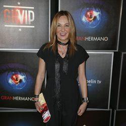 Belén Rodríguez en la fiesta de 'Gran Hermano VIP' en Madrid