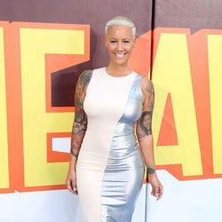 Amber Rose en los MTV Movie Awards 2015