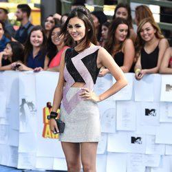Victoria Justice en los MTV Movie Awards 2015