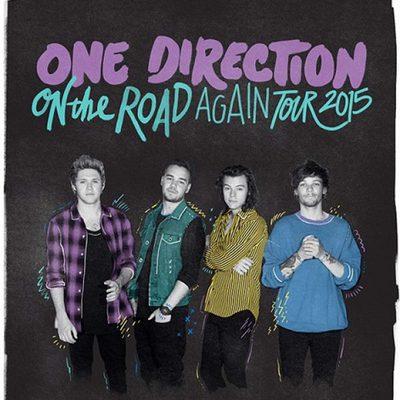 Primera fotografía oficial de One Direction sin Zayn Malik