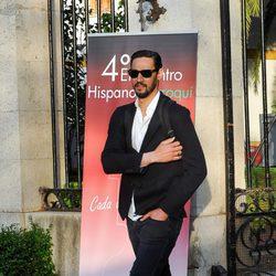 Stany Coppet en el rodaje de 'El Príncipe' en Granada