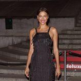 Irina Shayk en una fiesta del Tribeca Film Festival 2015 en Nueva York