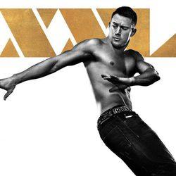 Channing Tatum luce músculos en el cartel promocional de 'Magic Mike XXL'