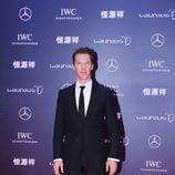 Benedict Cumberbatch en la entrega de los Premios Laureus del Deporte 2015