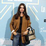 Elena Furiase en el segundo aniversario de 'La llamada'