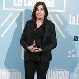 Carmen Martínez Bordiú en el segundo aniversario de 'La llamada'