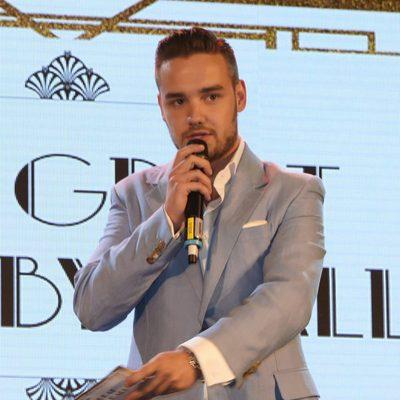 Liam Payne en la gala benéfica Great Gatsby Charity Ball 2015