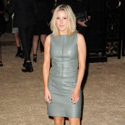 Ellie Goulding en una fiesta organizada por Burberry en Los Angeles