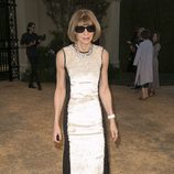 Anna Wintour en una fiesta organizada por Burberry en Los Angeles