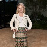 January Jones en una fiesta organizada por Burberry en Los Angeles