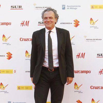 José Coronado en la inauguración del Festival de Málaga 2015