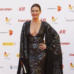 Belén López en la inauguración del Festival de Málaga 2015