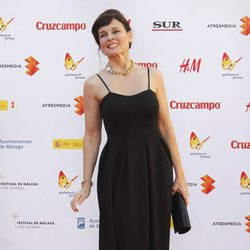 Silvia Marsó en la inauguración del Festival de Málaga 2015