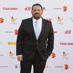 Pepón Nieto en la inauguración del Festival de Málaga 2015