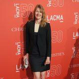 Laura Dern en la gala del 50 aniversario del LACMA