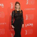 Lori Loughlin en la gala del 50 aniversario del LACMA