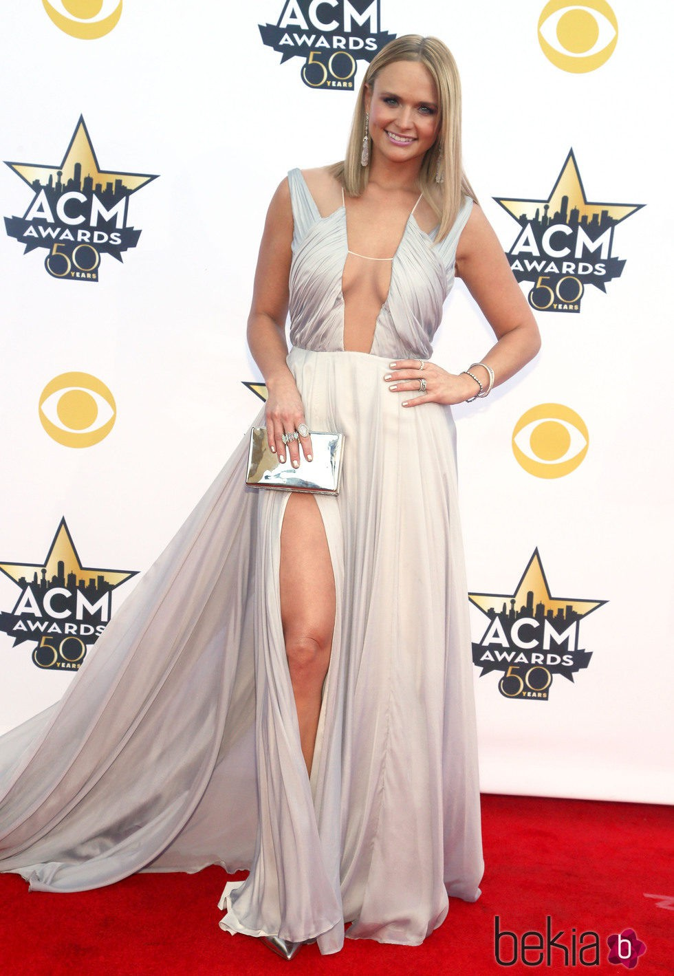 Miranda Lambert en los ACM Awards 2015