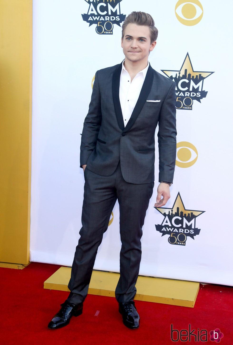 Hunter Hayes en los ACM Awards 2015