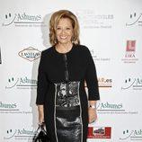 María Teresa Campos en los Premios Sancho Panza 2015
