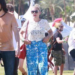 Busy Philipps en el segundo fin de semana del Coachella 2015