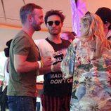 Robert Pattinson en el segundo fin de semana del festival Coachella 2015
