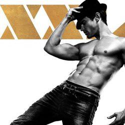 Póster individual de Matt Bomer en 'Magic Mike XXL'