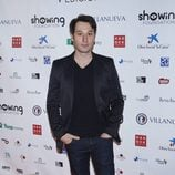Raúl Fernández en el Showing Film Awards