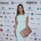 Natalia Sánchez en el Showing Film Awards