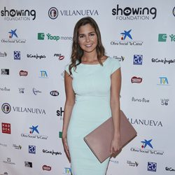 Natalia Sánchez en el Showing Film Awards