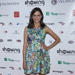 Macarena Gómez en el Showing Film Awards