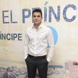Álex González en la presentación de la segunda temporada de 'El Príncipe'