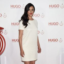 Blanca Romero en la presentación del perfume 'Hugo Woman'