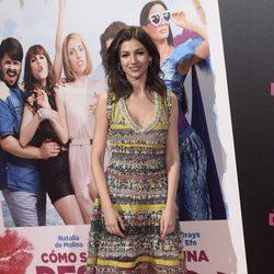 Úrsula Corberó en el estreno de 'Cómo sobrevivir a una despedida'