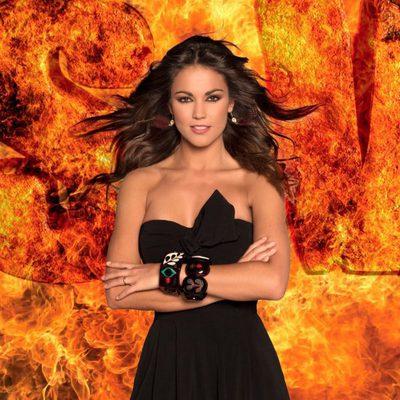 Lara Álvarez, presentadora de 'Supervivientes 2015'
